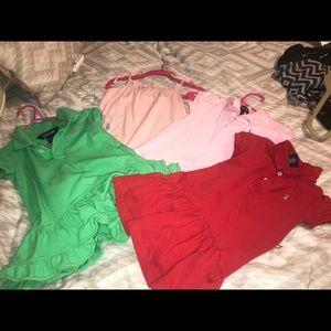 Ralph Lauren Polo Dresses.